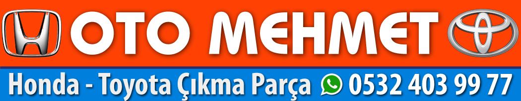 Oto Mehmet - Logo